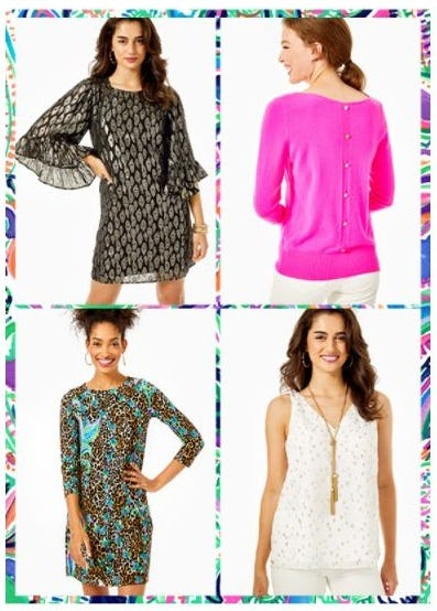 Wild About New Arrivals from Lilly Pulitzer