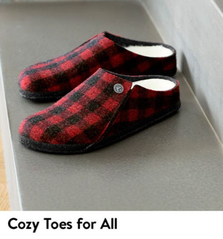 Cozy Toes for All from Nordstrom