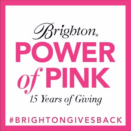 Brighton Power of Pink 2017