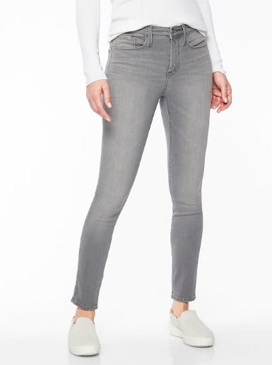 Sculptek Skinny Jean Quartz Wash from Athleta