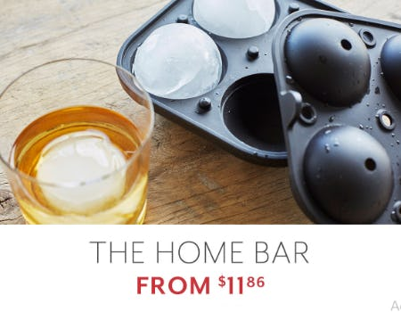 The Home Bar $11.86 from Sur La Table