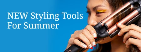 New Styling Tools for Summer