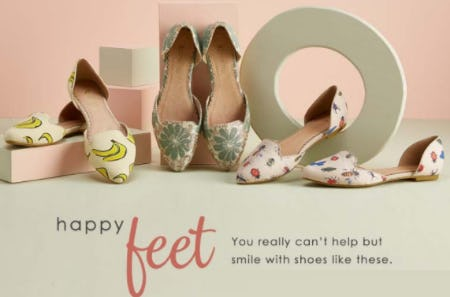 Shop Our New Shoes from Versona Accessories