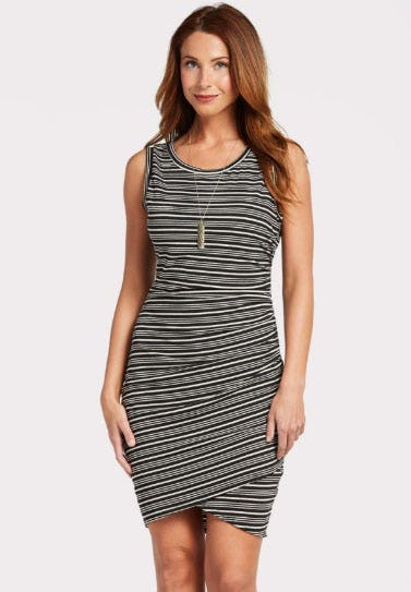 Allison Joy Tami Stripe Dress from Evereve