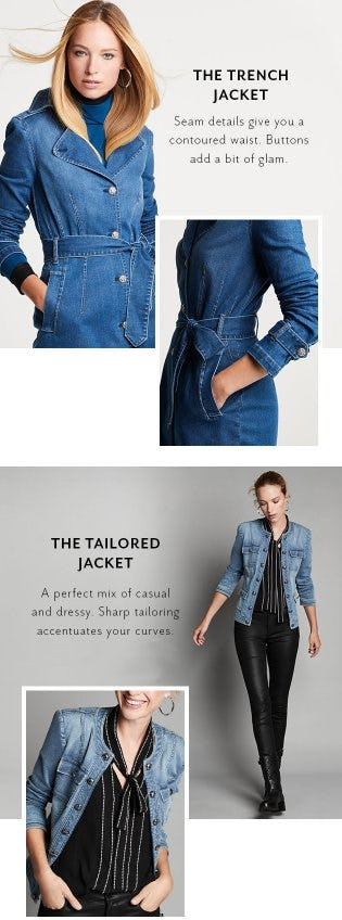 Welcome Fall Must-Have Denim Jacket