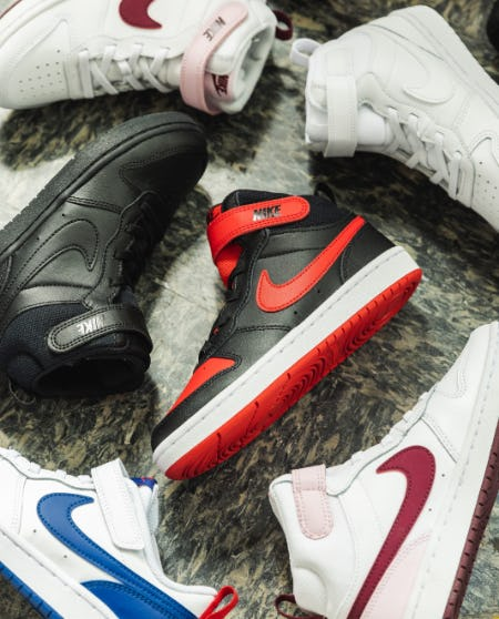 Swoosh for the Kids from DTLR