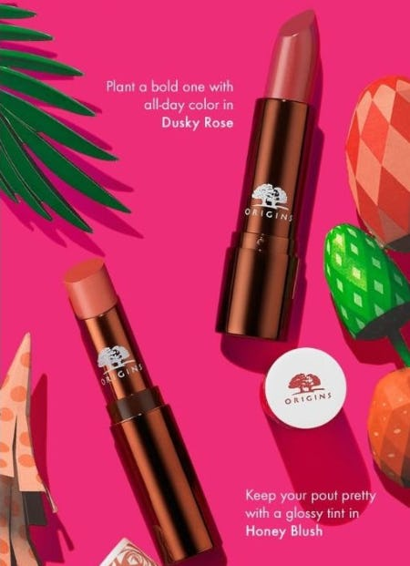 Gloss & Be Merry from Origins