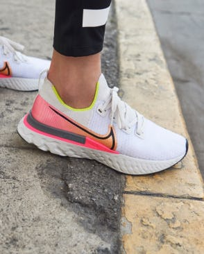 Introducing The Nike React Infinity Run from Nike