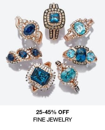 25-45% Off Fine Jewelry from macy's