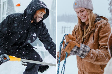 Jackets Built to Conquer the Cold from Carhartt