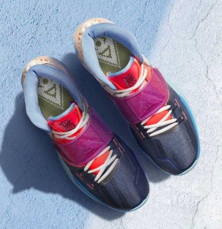 Meet Kyrie's Latest Signature Sneaker from Foot Locker