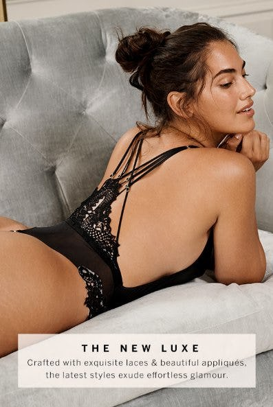 The New Luxe from Victoria's Secret