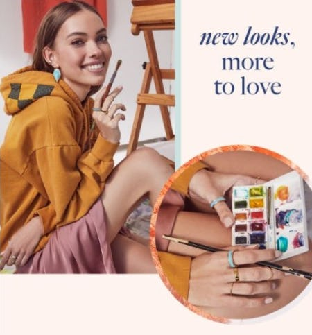 Hello, New from Kendra Scott