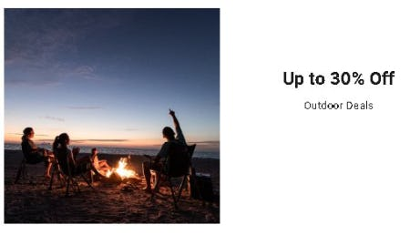 Up to 30% Off Outdoor Deals from Dick's Sporting Goods