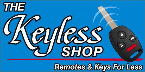 The Keyless Shop Logo