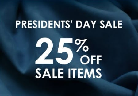 Presidents' Day Sale from ECCO