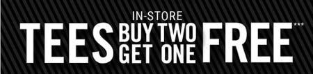 B2G1 Free Tees from Hot Topic