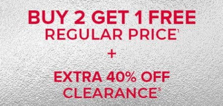 Buy 2, Get 1 Free Regular Price from Torrid