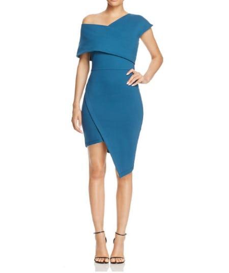 Elliatt Asymmetric One-Shoulder Dress