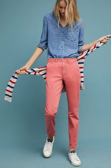 Relaxed Chino Pants from Anthropologie