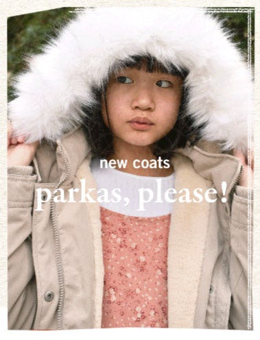 Shop New Coats from Abercrombie Kids