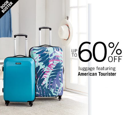 Up to 60% Off Luggage from Belk