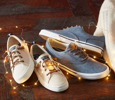 Style with Ease from Sperry Top-Sider
