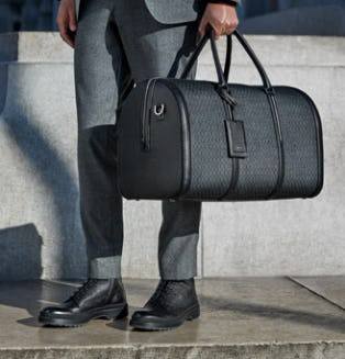 BOSS Luggage from Hugo Boss