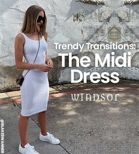 The Must Have Midi Dress from Windsor