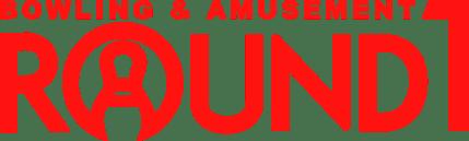 Round 1 Bowling & Amusement Logo
