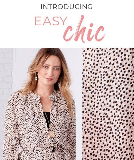 Introducing Easy Chic from Chico's