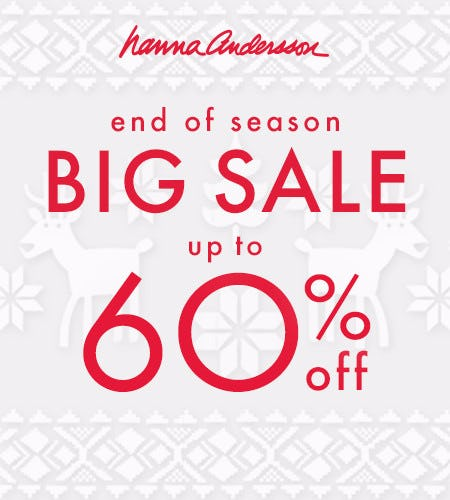 BIG SALE up to 60% OFF