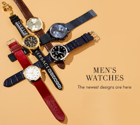 Men's Watches from Neiman Marcus