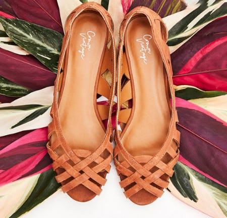 Essential Summer Flats from DSW Shoes