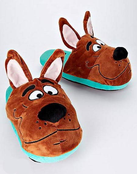 Scooby Doo Slippers from Spencer's Gifts