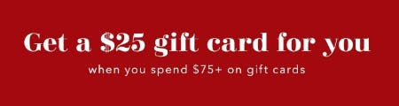 Get a $25 Gift Card for You from Aerie