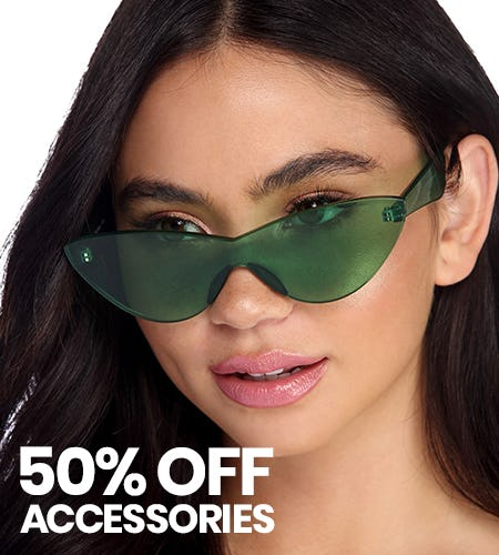 50% off Accessories from Windsor