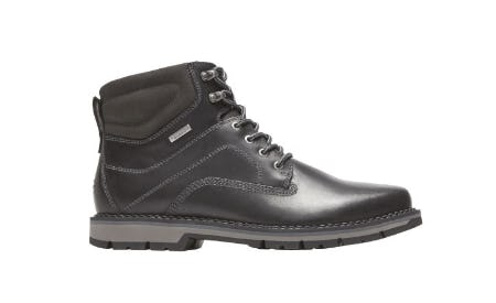Centry Plain Toe Boot