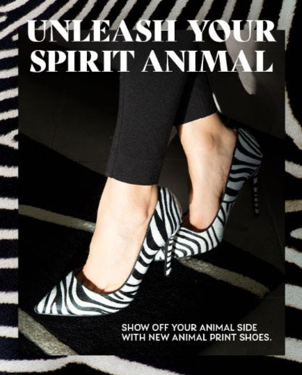 Unleash Your Spirit Animal