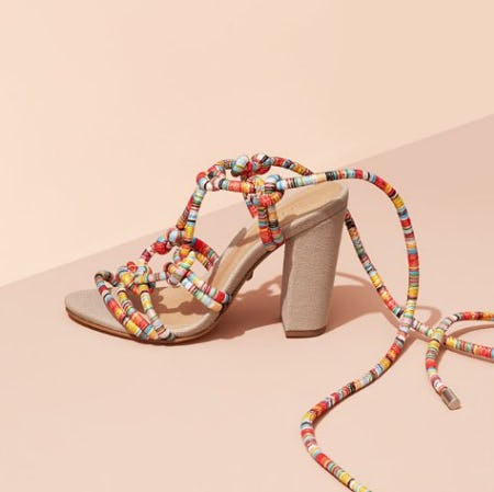 Statement Sandals to Dress Up or Down