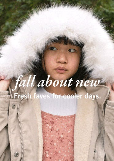 Fall About New from Abercrombie Kids