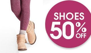 Shoes 50% Off