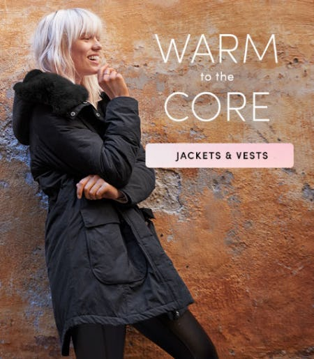 Warm to the Core from Athleta