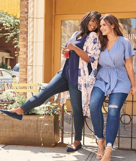 Just Dropped: All-New Arrivals from Lane Bryant