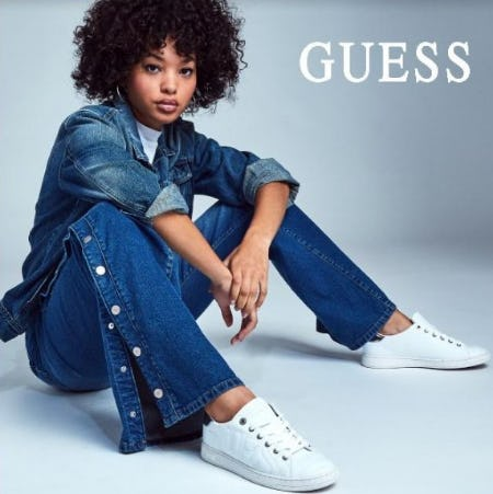 Explore the Fall '18 Collection* from Guess