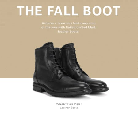 Shop Our Fall Boots