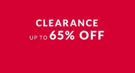 Clearance up to 65% Off from Lane Bryant