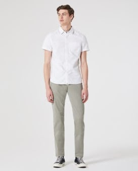 The Lux Khaki Dry Cypress from Ag Jeans