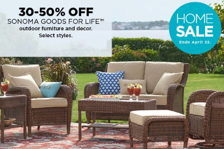 30-50% Off Home Sale