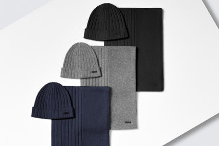 BOSS Winter Essentials from Hugo Boss